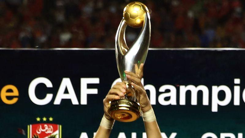 CAF Trophy Generic