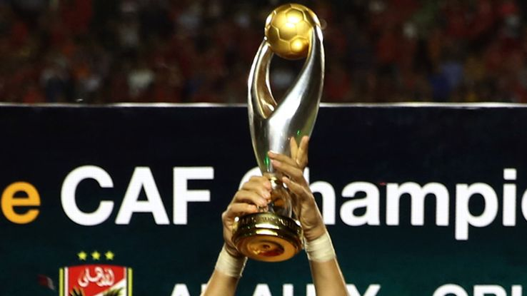 Image result for CAF CHAMPIONS LEAGUE