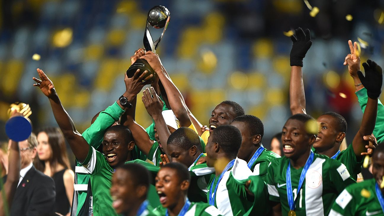 Nigeria defend U17 World Cup title