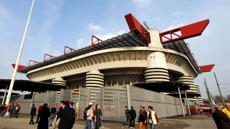k 525 san siro milan - photo#29