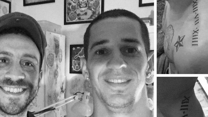 san lorenzo star rescues copa libertadores tattoo error espn fc. Black Bedroom Furniture Sets. Home Design Ideas