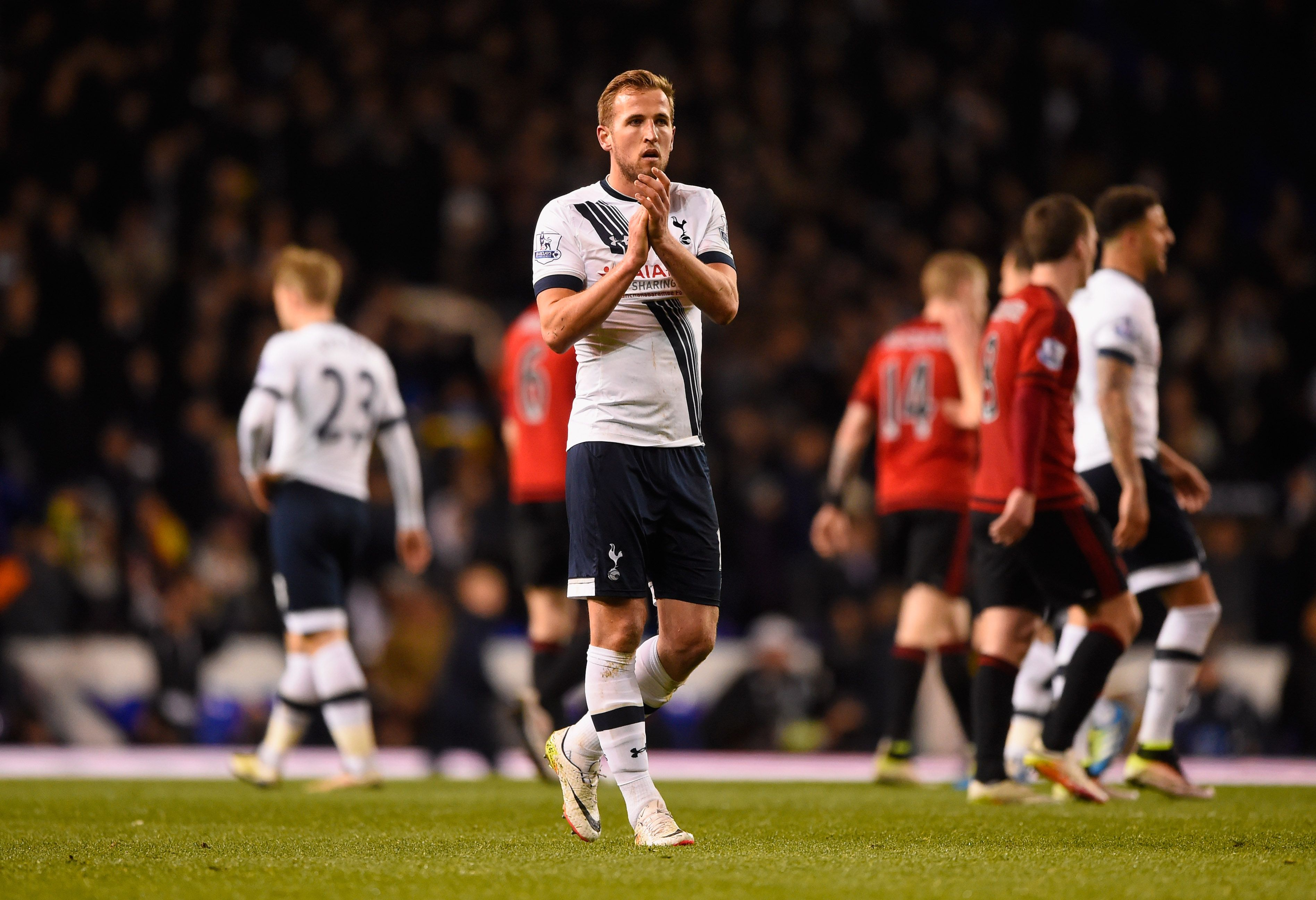 Tottenham post West Brom 20160425