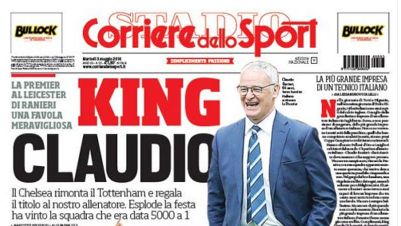 King Claudio