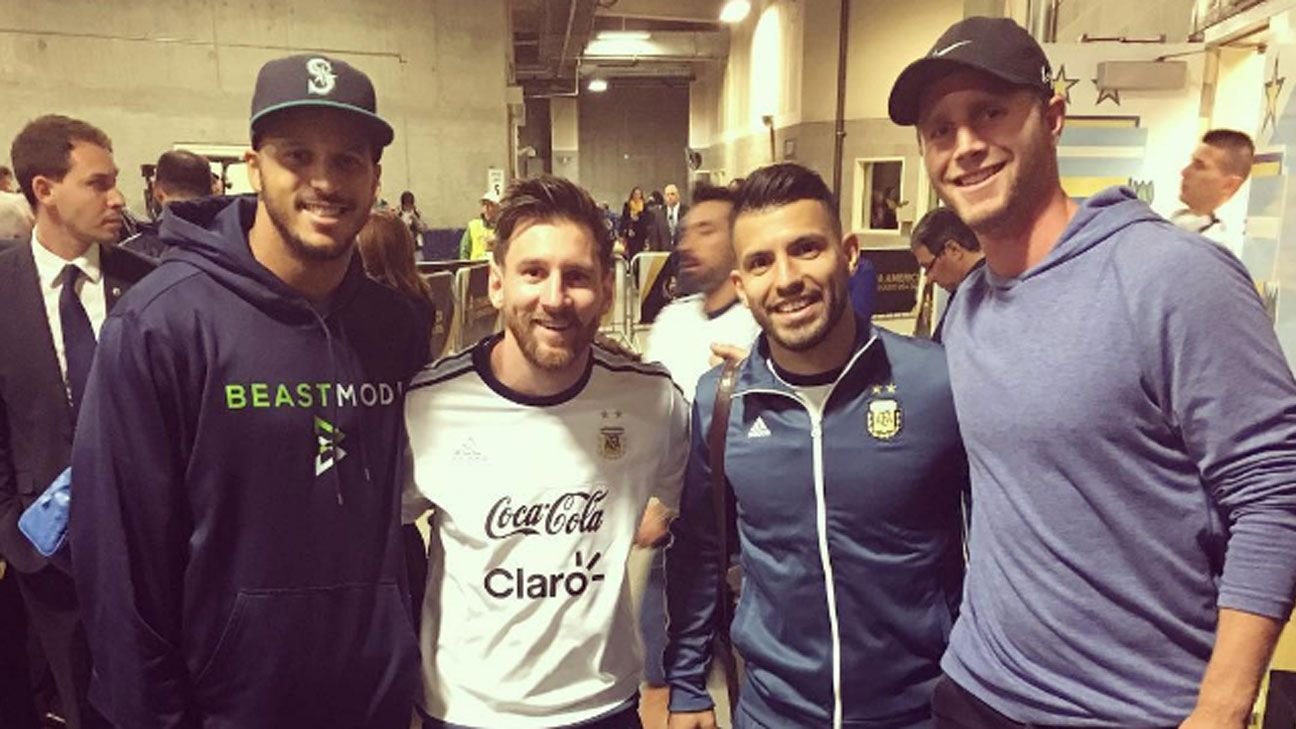 Messi NFL