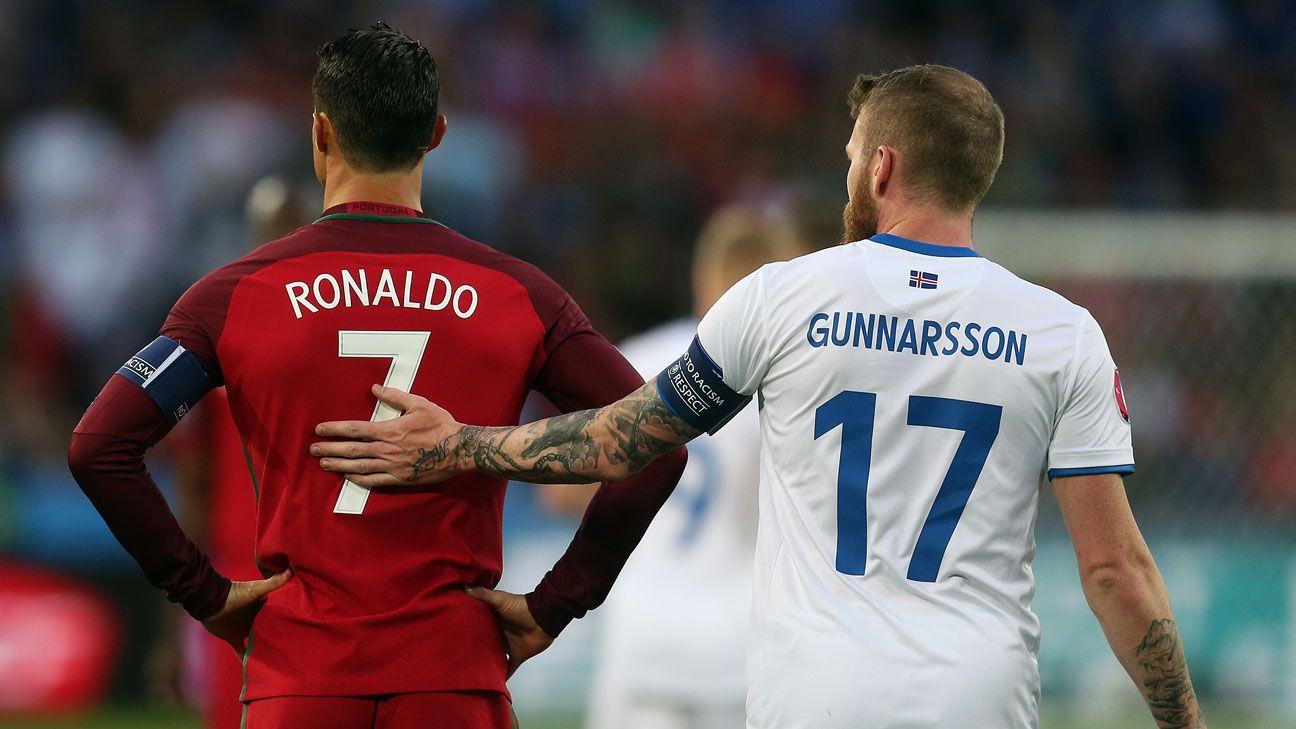 Ronaldo Iceland