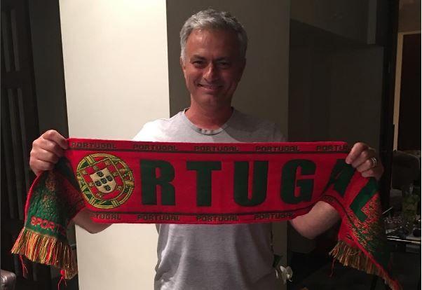 Jose Mourinho pyjamas