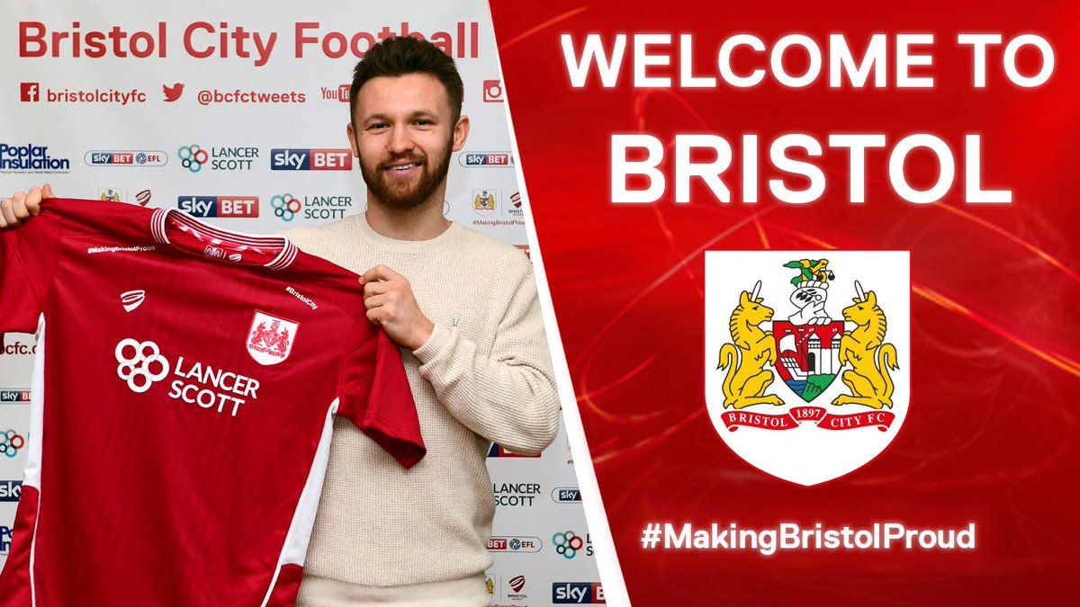 Bristol City Matty Taylor