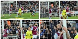 Henri Lansbury trolled by Newcastle