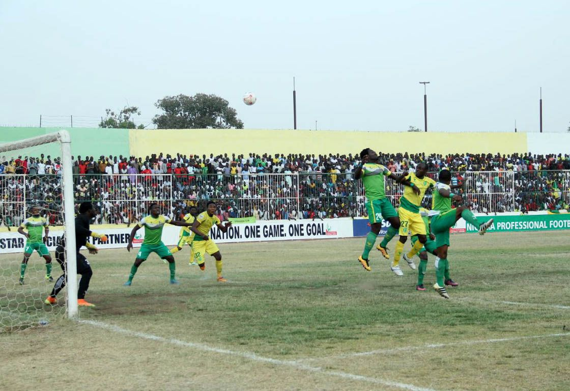 Plateau United vs. Kano Pillars in Nigerian Premier League