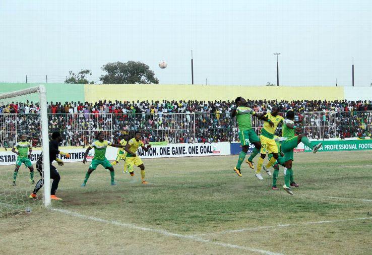 Plateau United vs. Kano Pillars in Nigerian Premier League