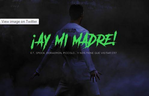 Leganes vs Real Madrid match poster