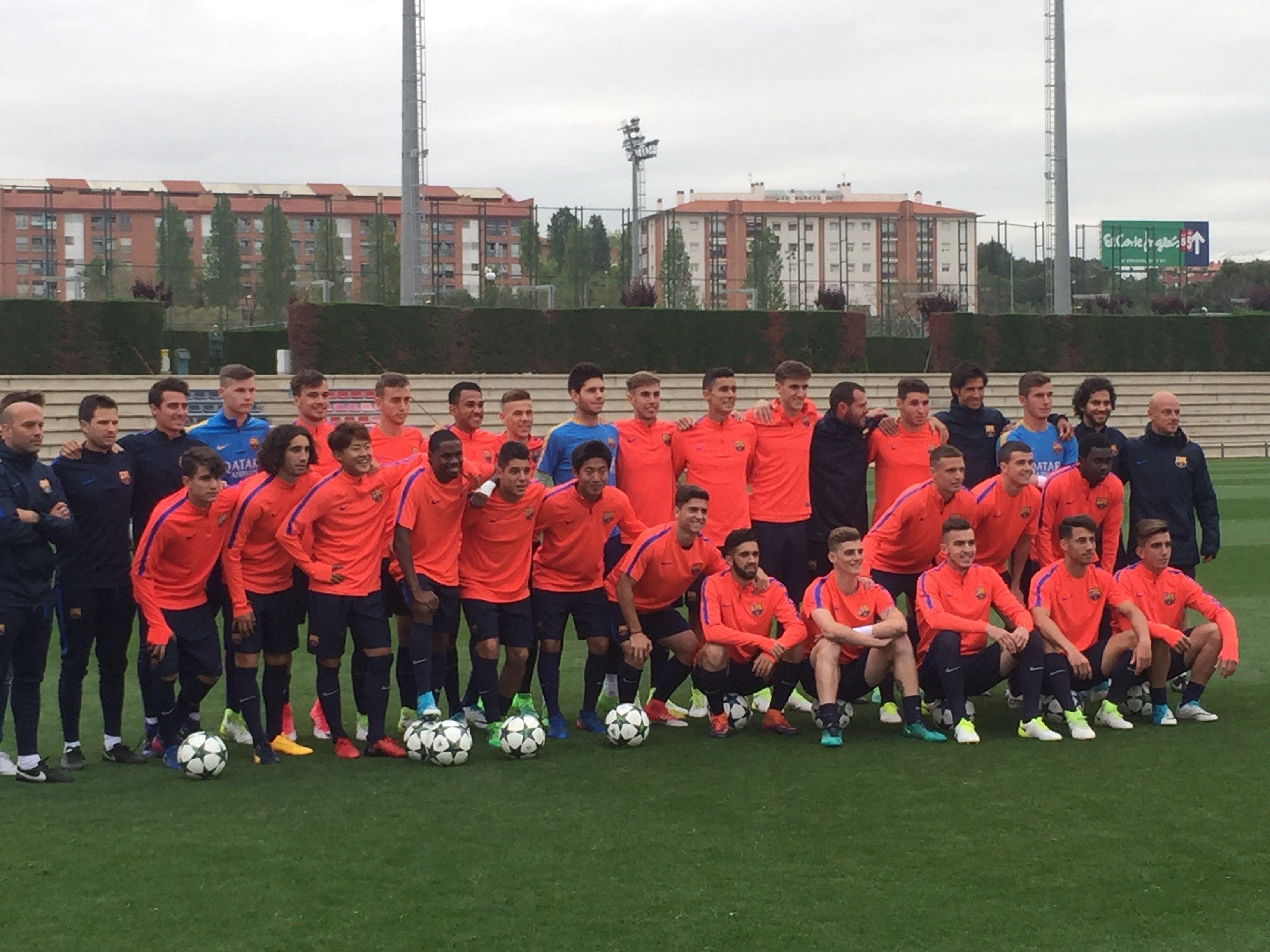 Barcelona U19s