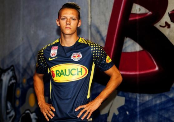 Red Bull Salzburg announce new shirt sponsor for their 'rookie of the match'