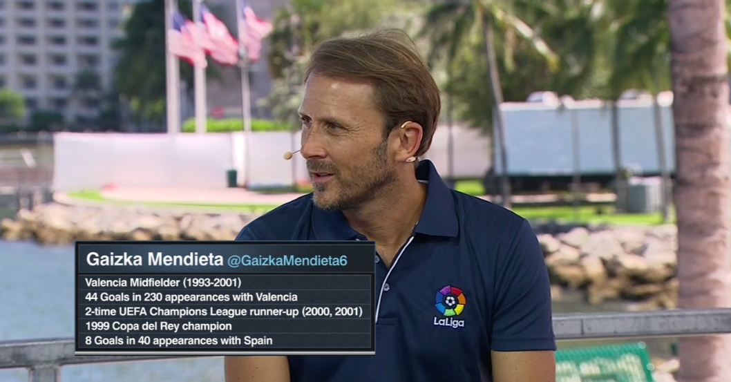 Mendieta FC TV