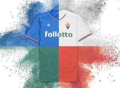 Fiorentina release four away kits for new Serie A season