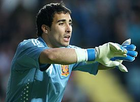 Asenjo was a rare bright spot for Spain.