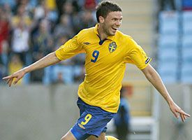 Berg has been in great form for Sweden.
