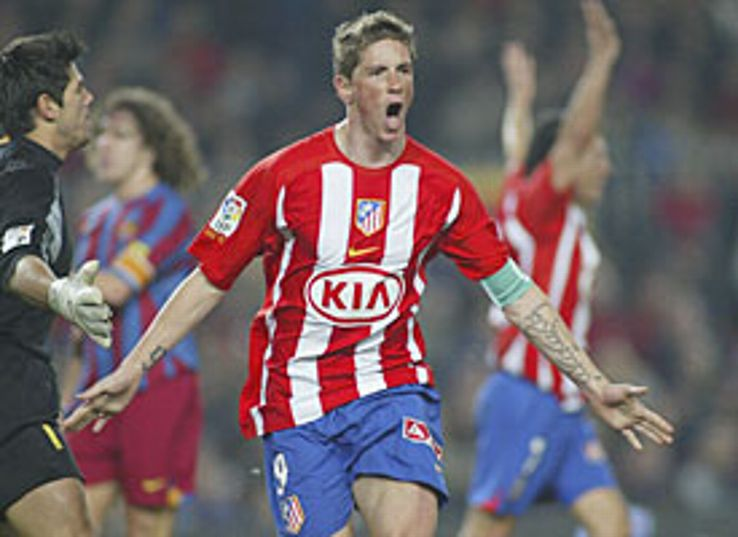 With a good World Cup and transfer speculation behind him much is expected of Atletico Madrid's Fernando Torres.