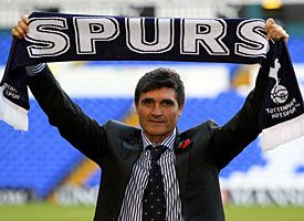 Juande Ramos will hope to get one over on Spurs on his return to the Lane.