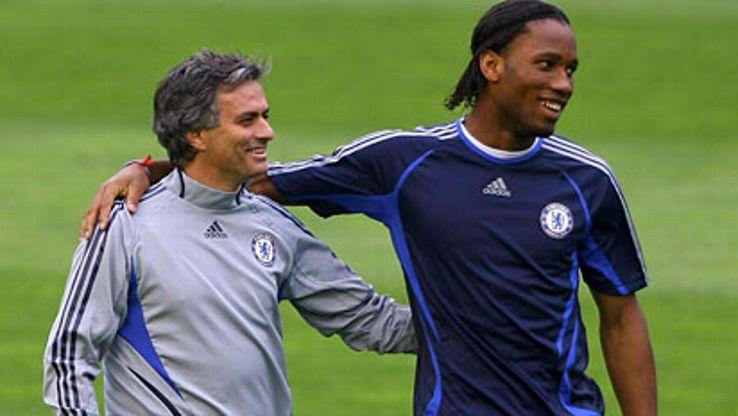 Jose Mourinho and Didier Drogba: A special relationship