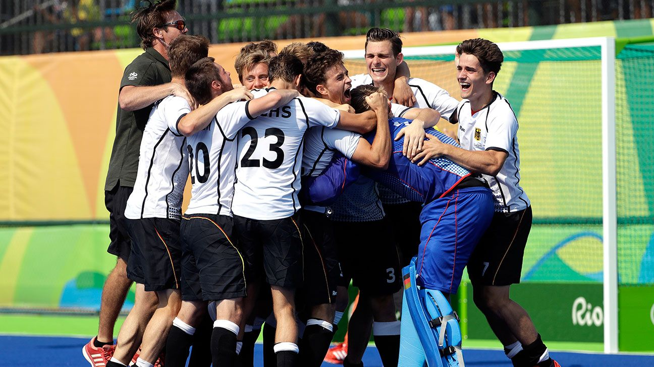Alemania derrotó a Holanda y se quedó con el bronce en hockey