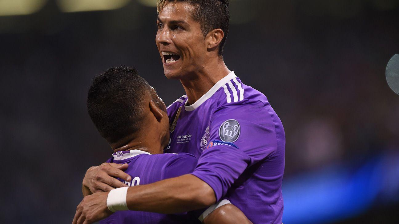 Cristiano Ronaldo ser