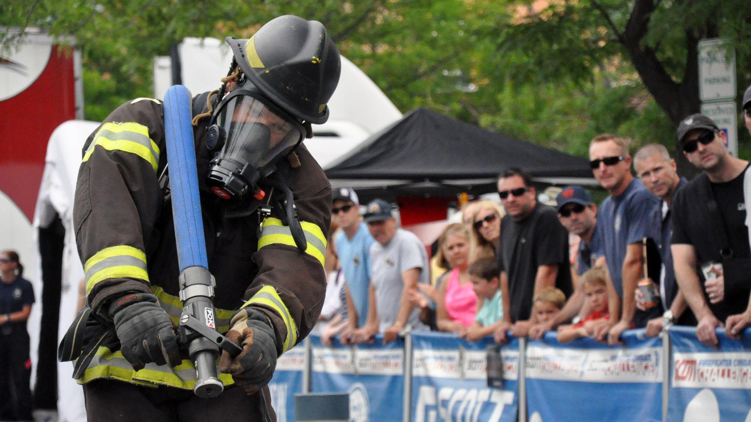 Firefighter World Challenge XXVI