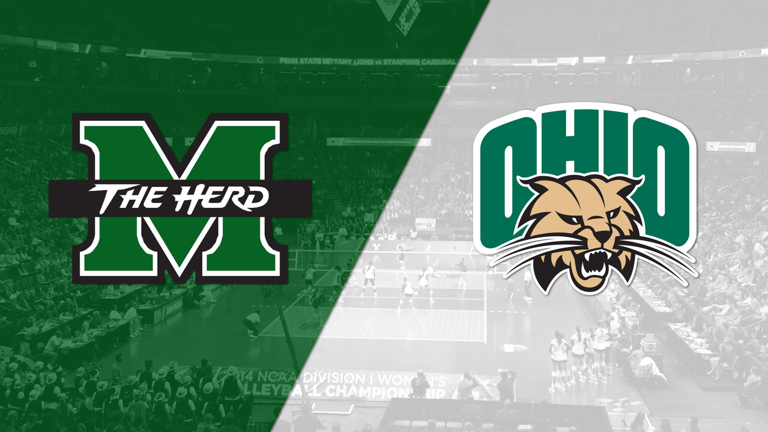 Marshall vs. Ohio (W Volleyball)