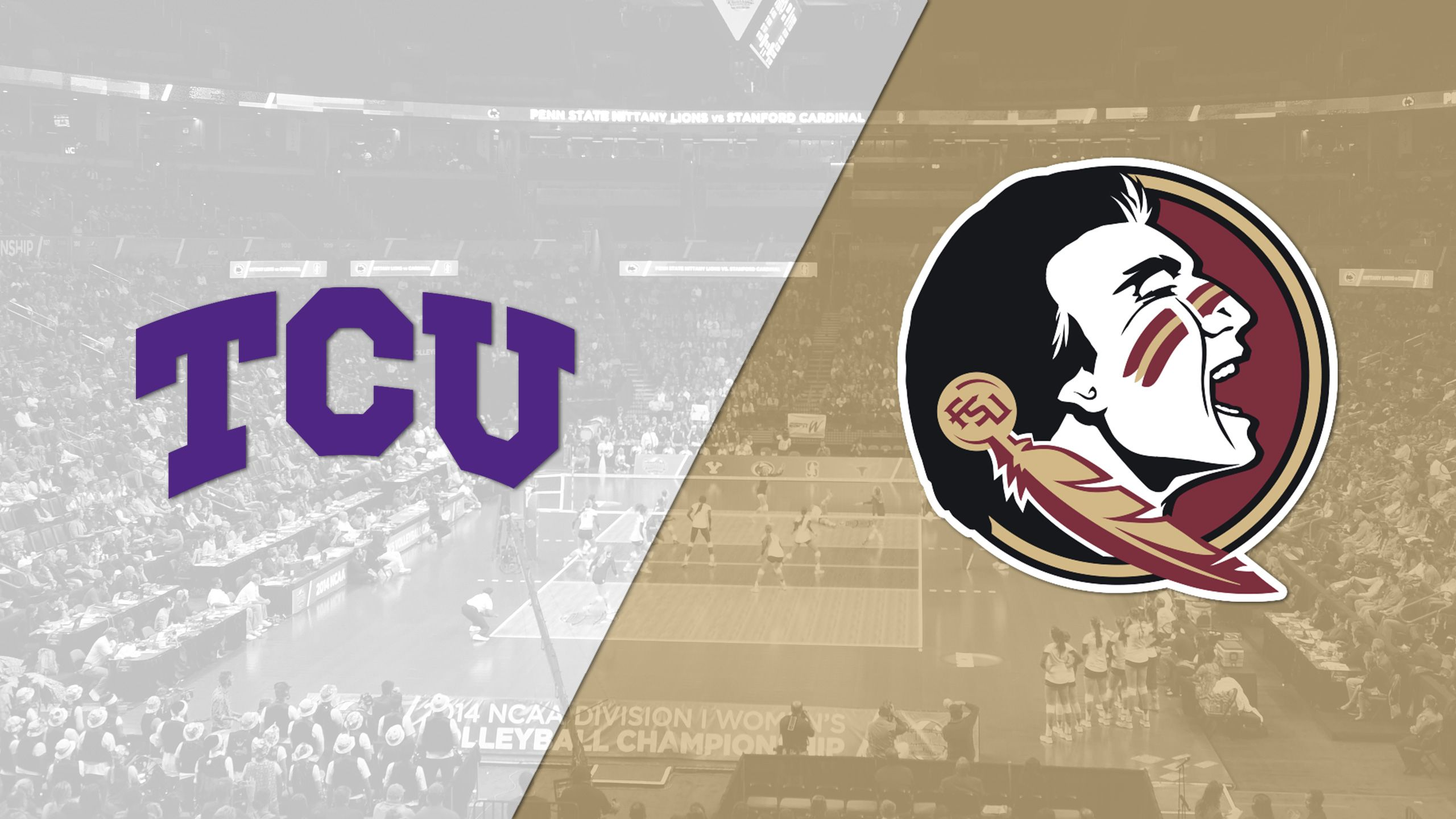 TCU vs. #15 Florida State (W Volleyball)