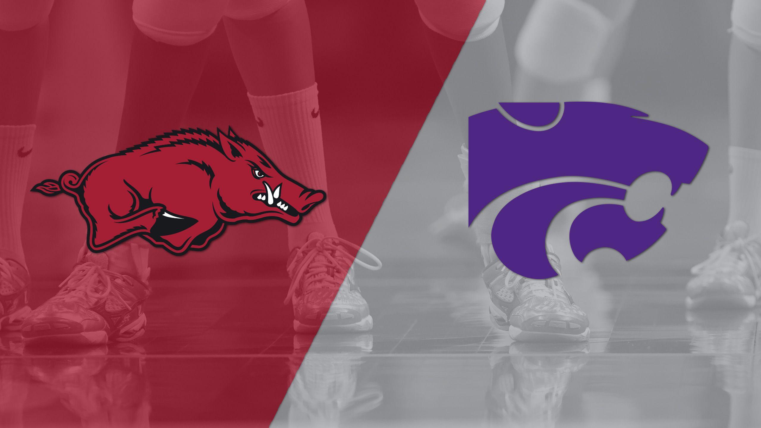 Arkansas vs. Kansas State (W Volleyball)