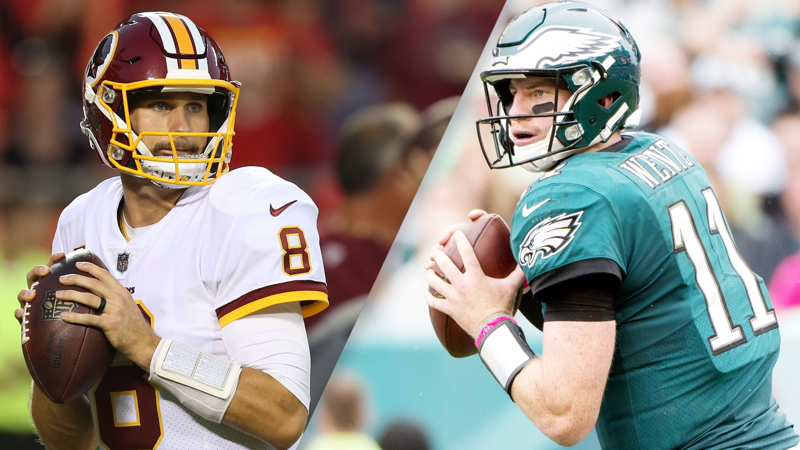 In Spanish - Washington Redskins vs. Philadelphia Eagles