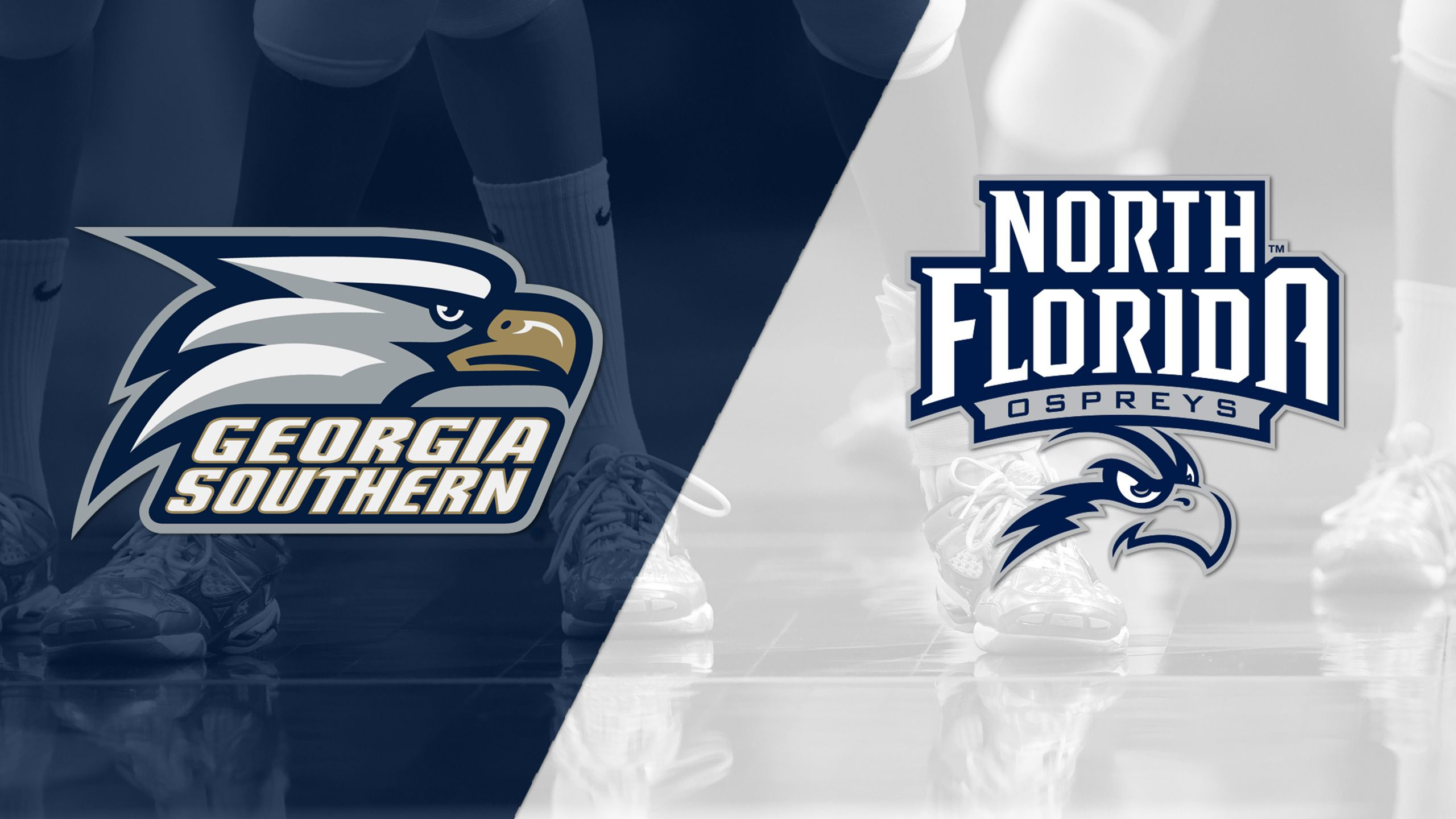 Georgia Southern vs. North Florida (W Volleyball)