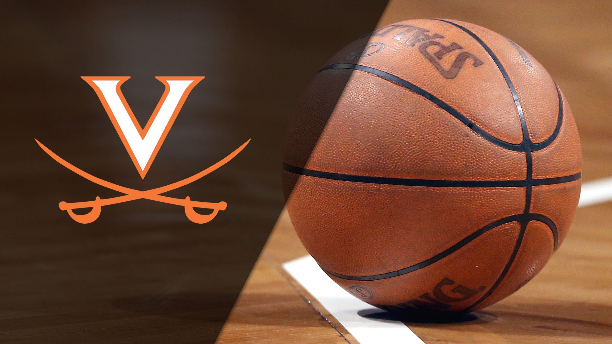 Virginia Men's Basketball Scrimmage