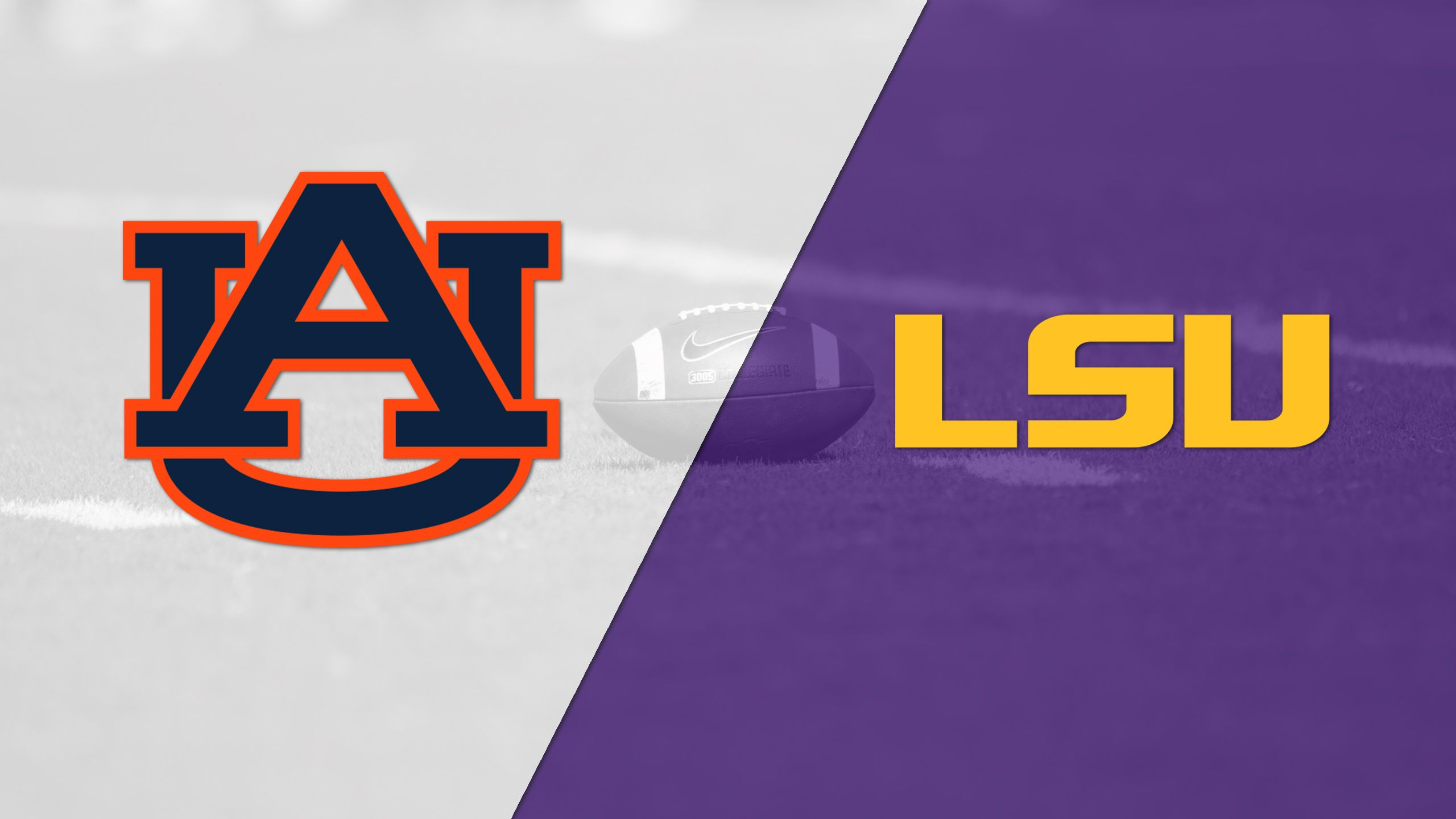 #10 Auburn vs. LSU (Football) (re-air)