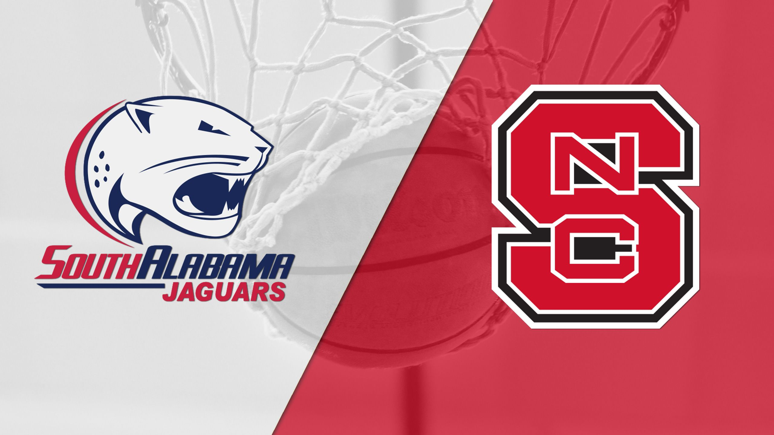 South Alabama vs. NC State (W Basketball)