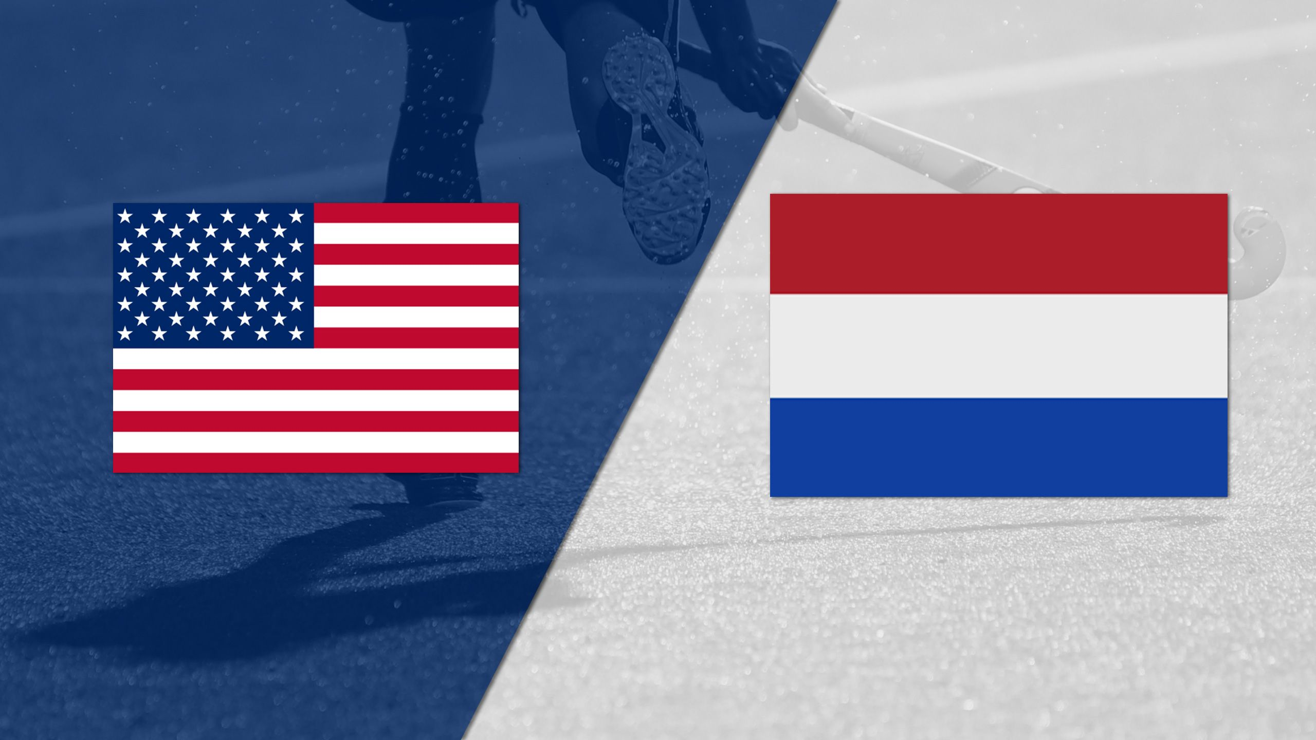 United States vs. Netherlands (Women's FIH World League)