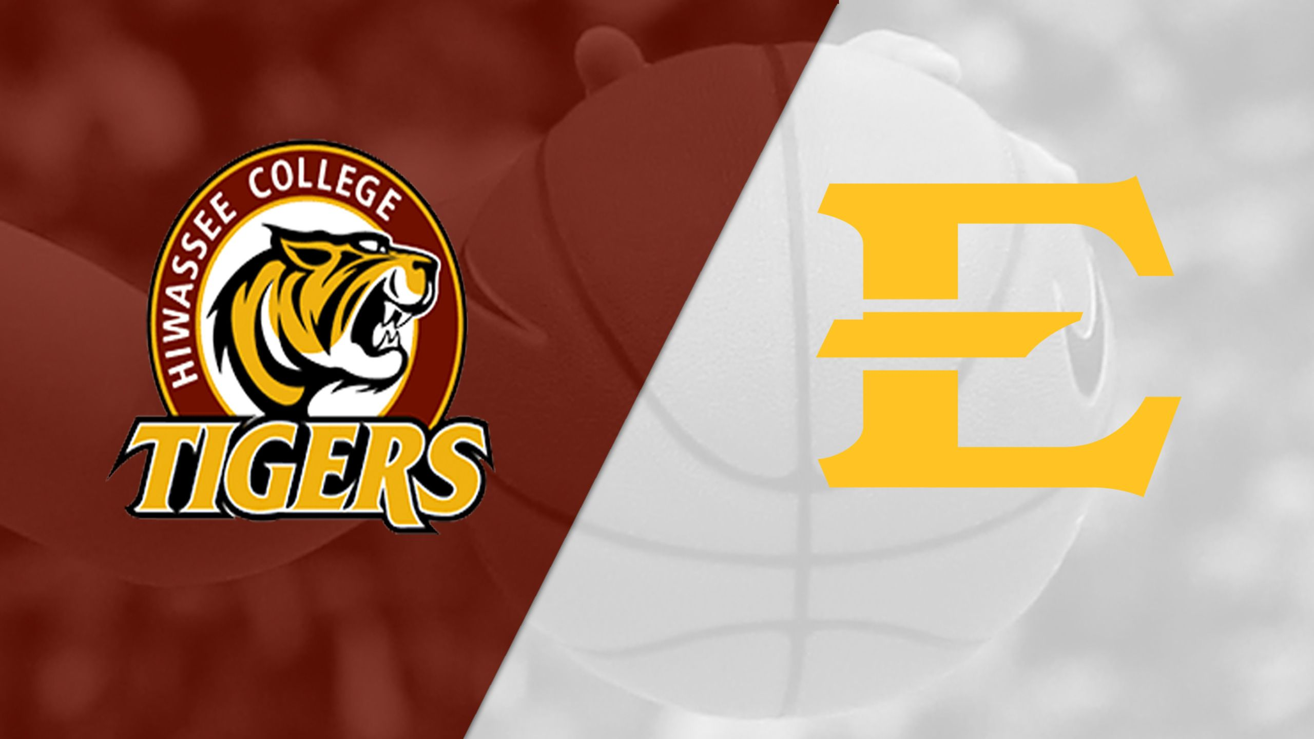 Hiwassee College vs. East Tennessee State (M Basketball)