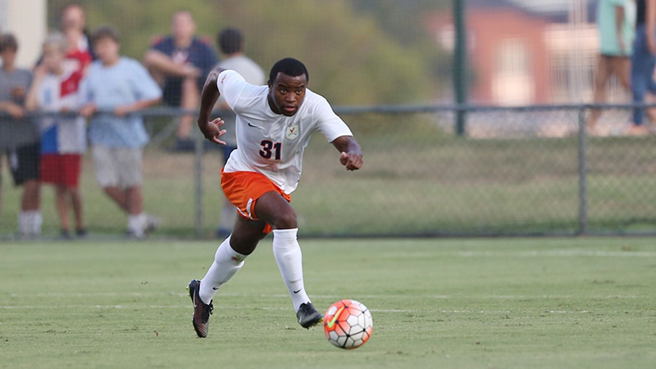 #21 Virginia vs. Virginia Tech (M Soccer)