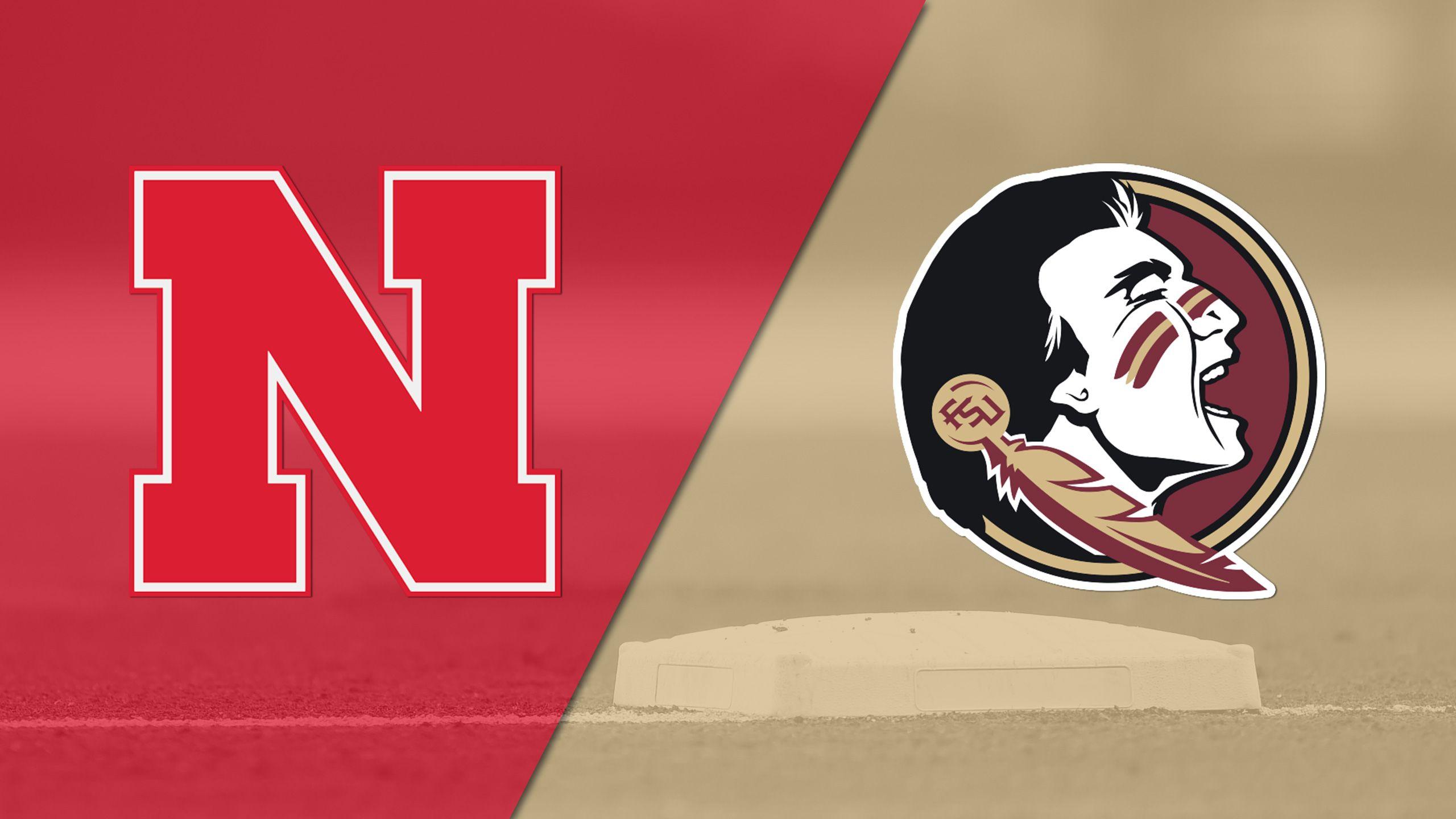 Nebraska vs. #3 Florida State (Softball)