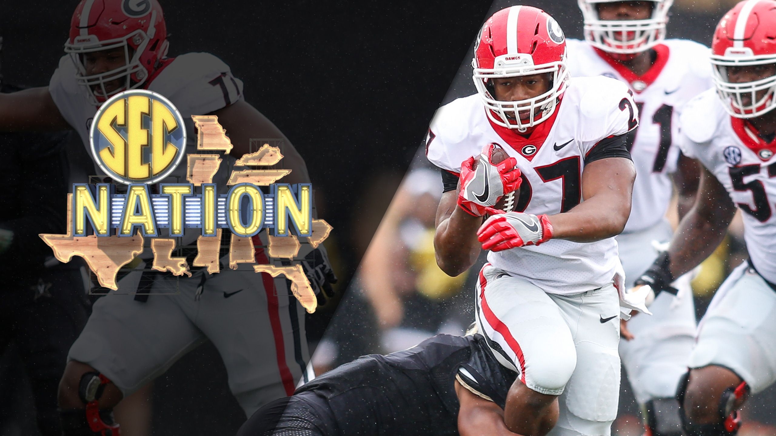 Sat, 11/18 - SEC Nation Presented by Regions Bank