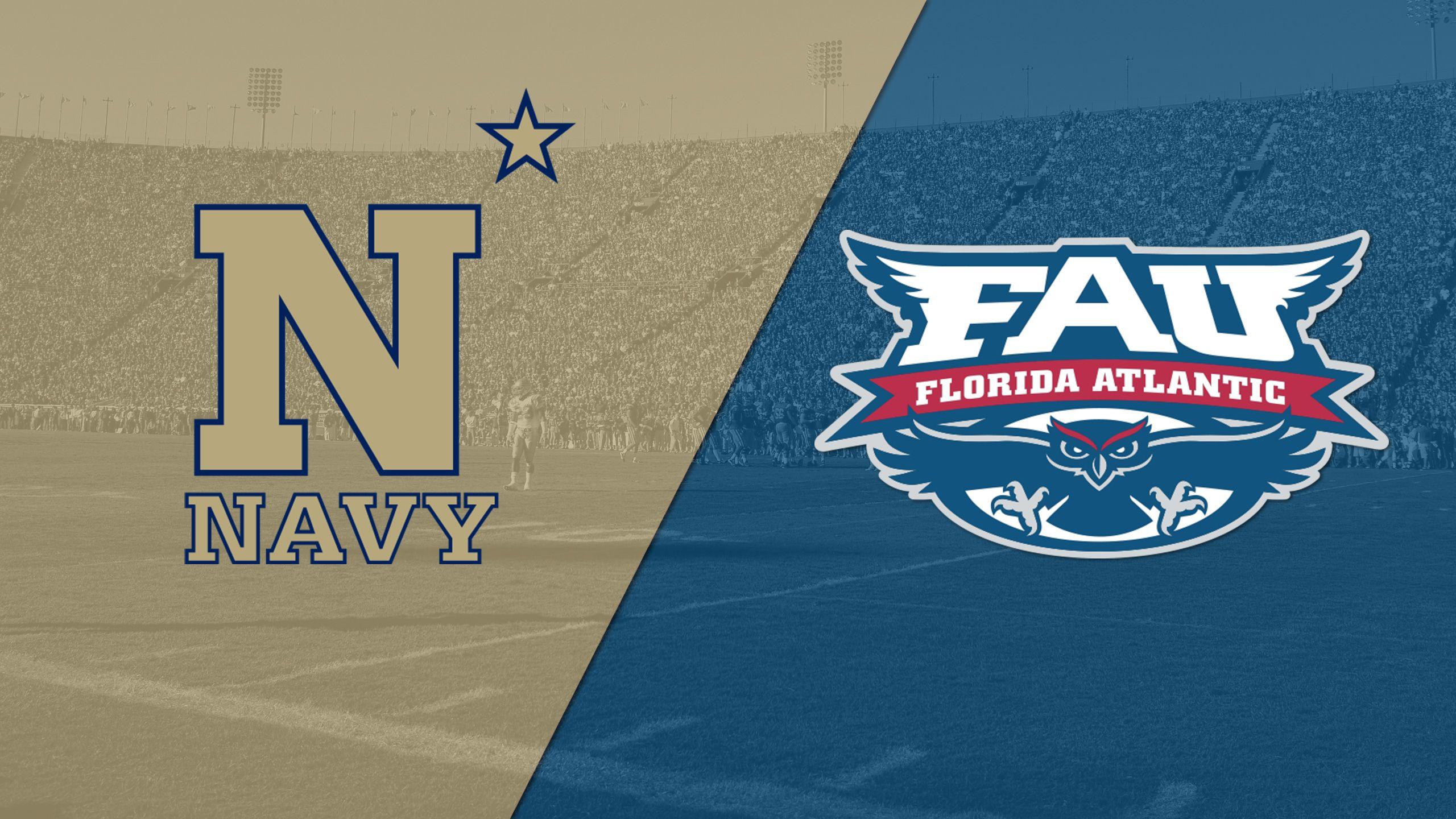 Navy vs. Florida Atlantic (Football)