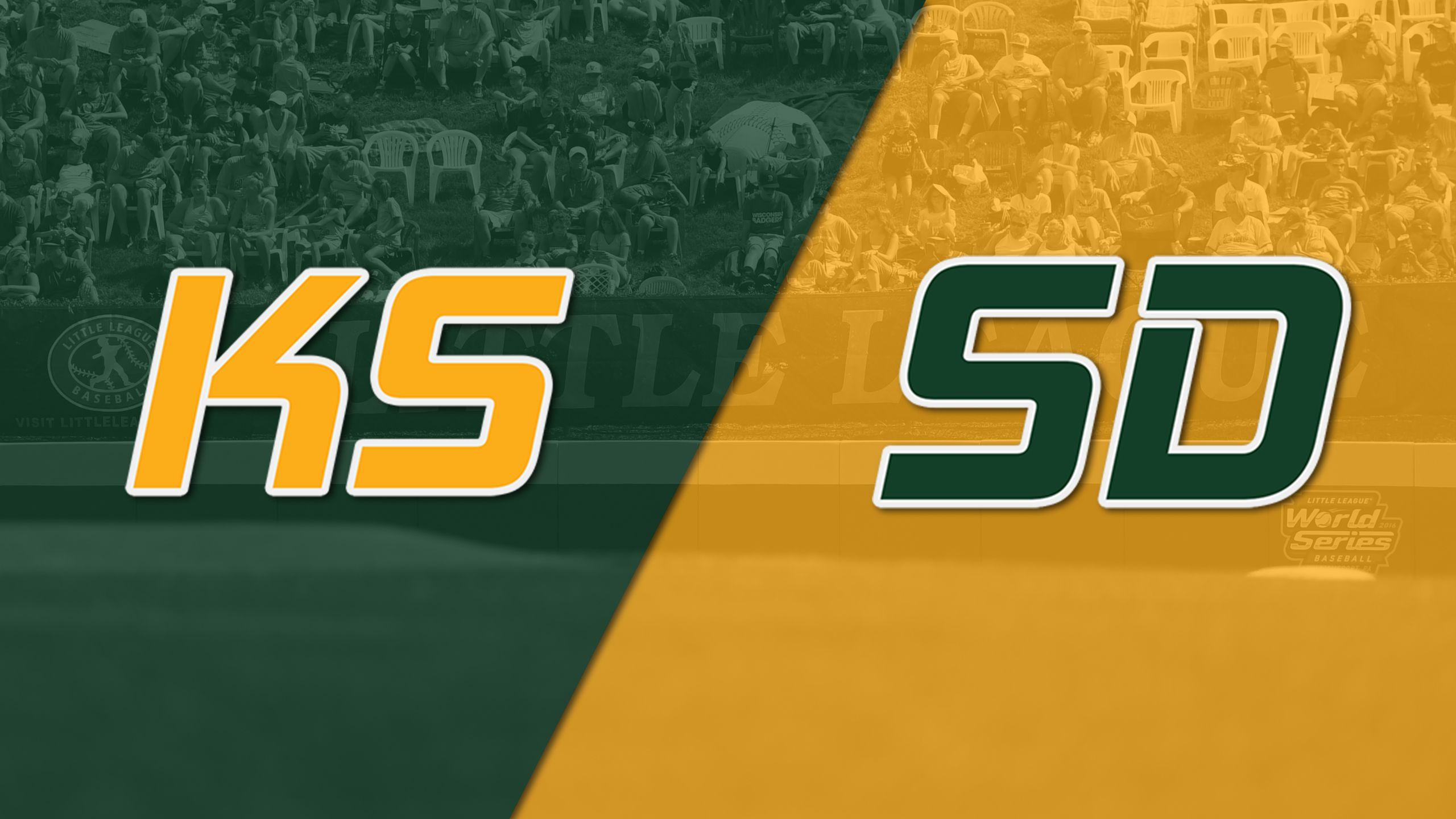 Cherokee, Kansas vs. Sioux Falls, South Dakota ( Midwest Regional)