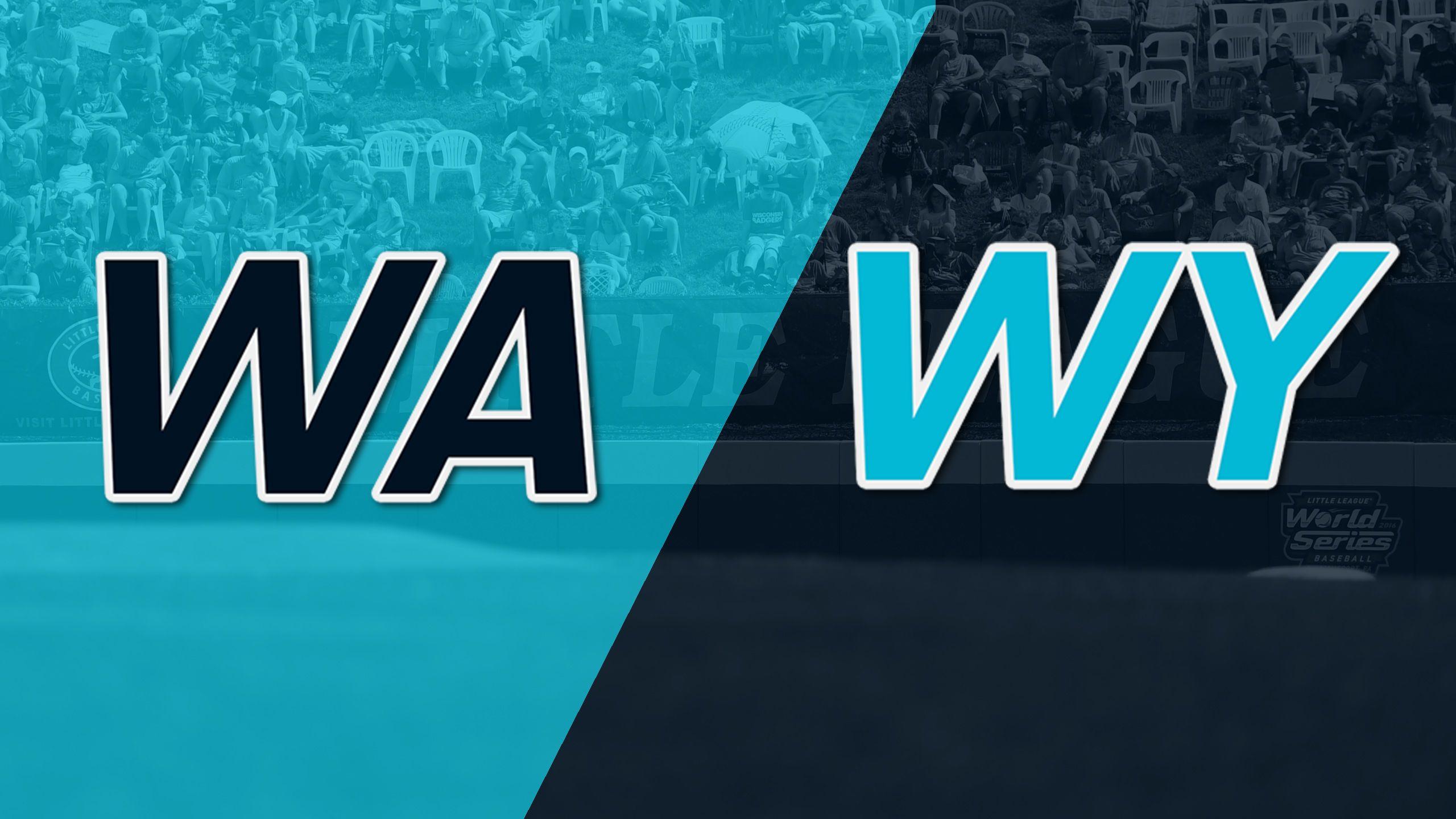 Walla Walla, Washington vs. Gillette, Wyoming (Northwest Regional)