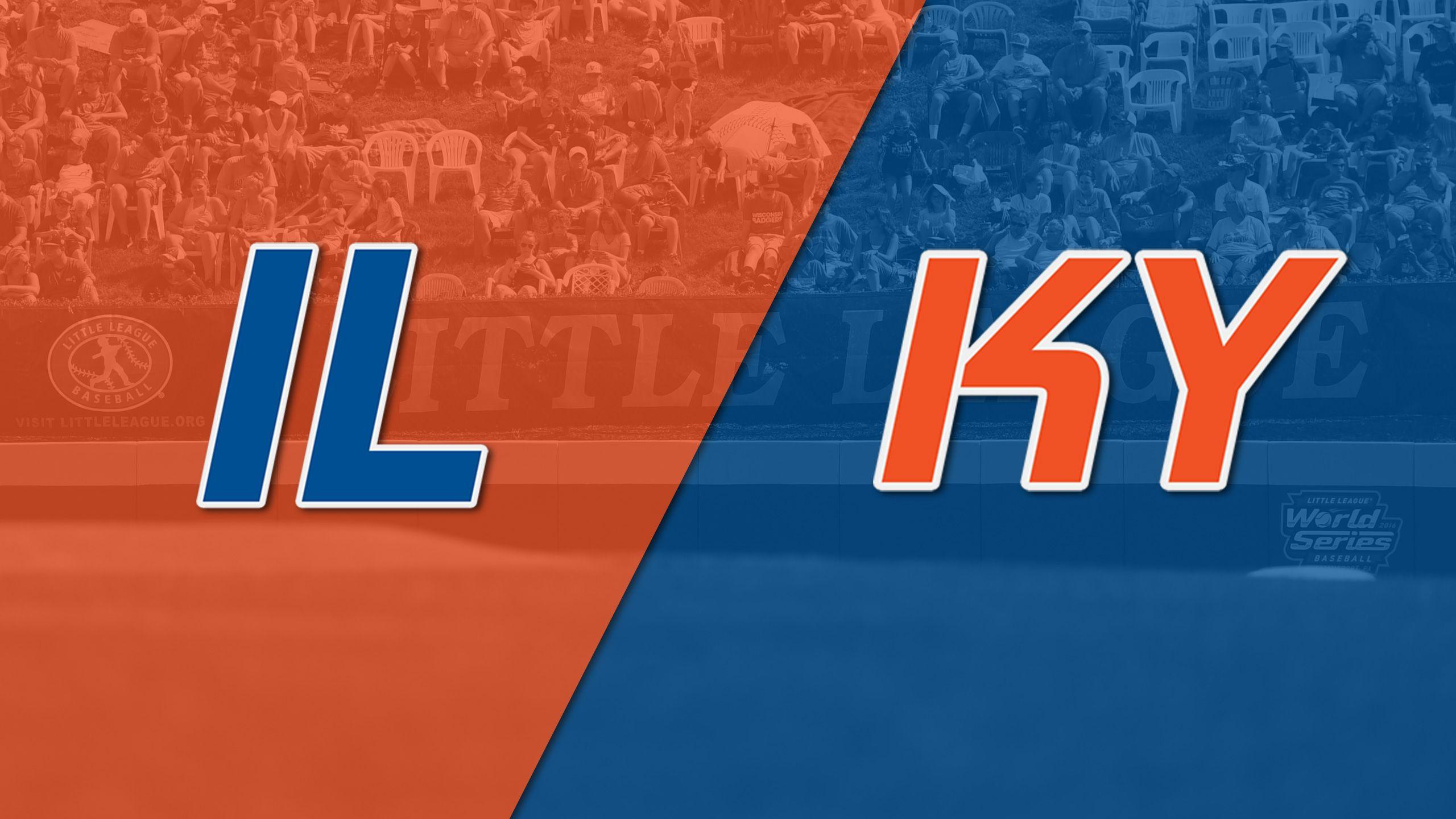 Hinsdale, Illinois vs. Lexington. Kentucky ( Great Lakes Regional)