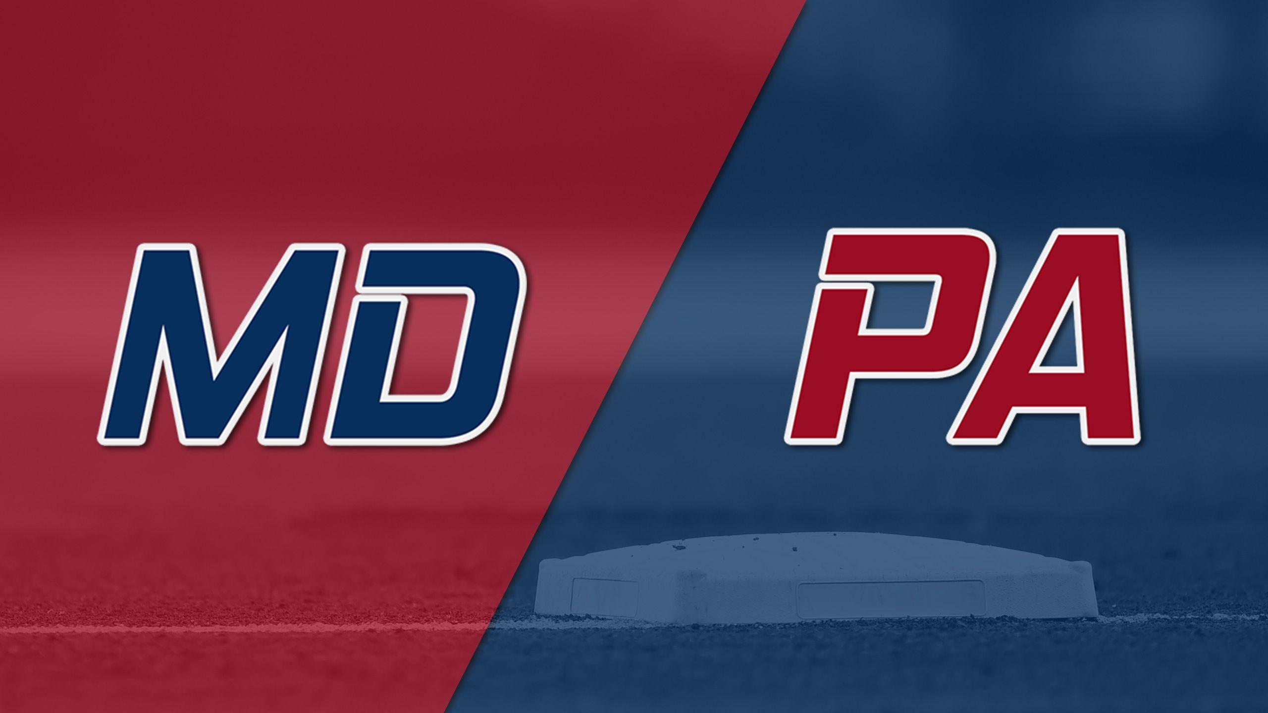 Thurmont, Maryland vs. Oaks, PA (Mid-Atlantic Regional)