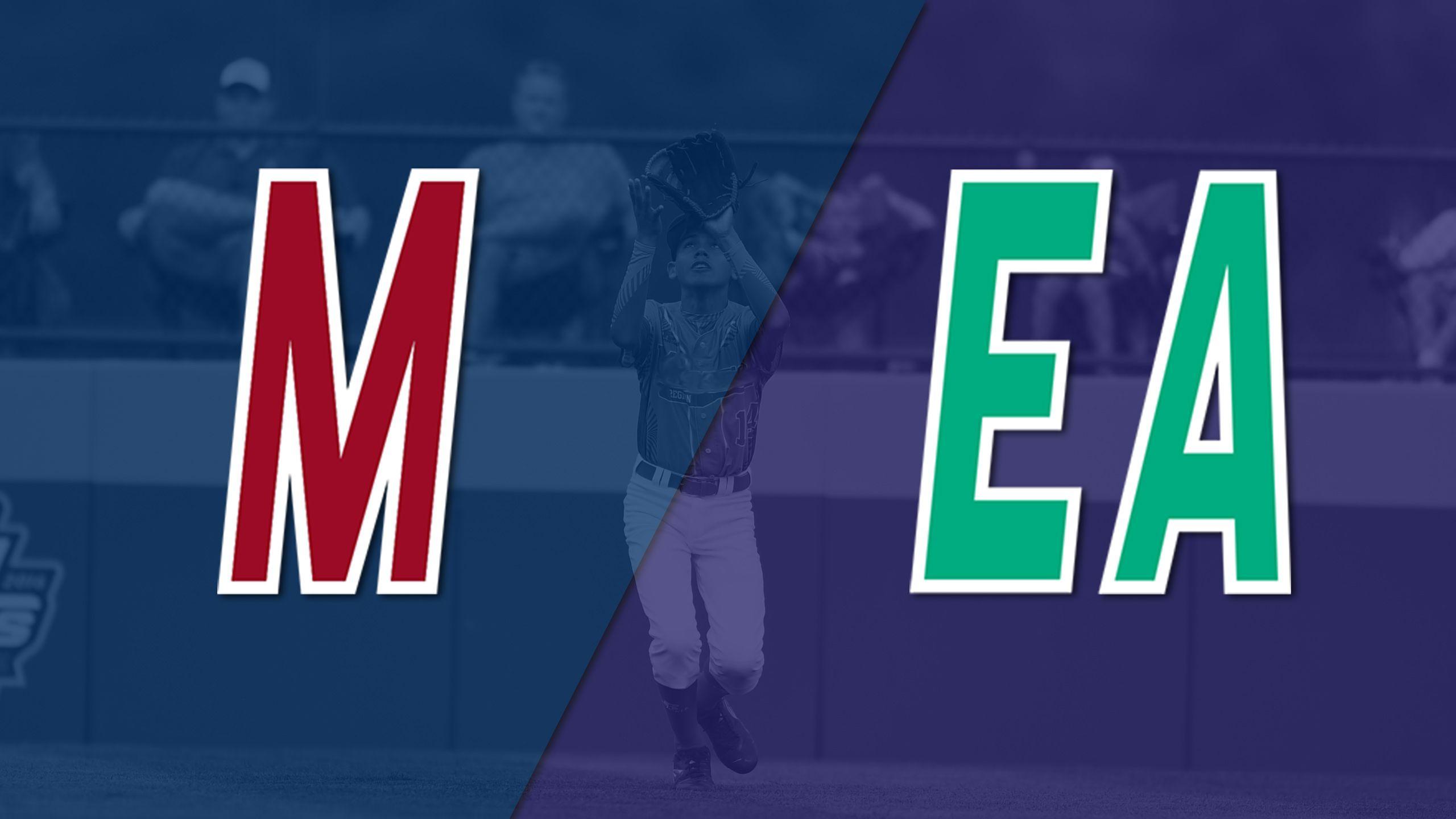 Reynosa, Mexico vs. Emilia, Italy (Elimination Game) (Little League World Series)