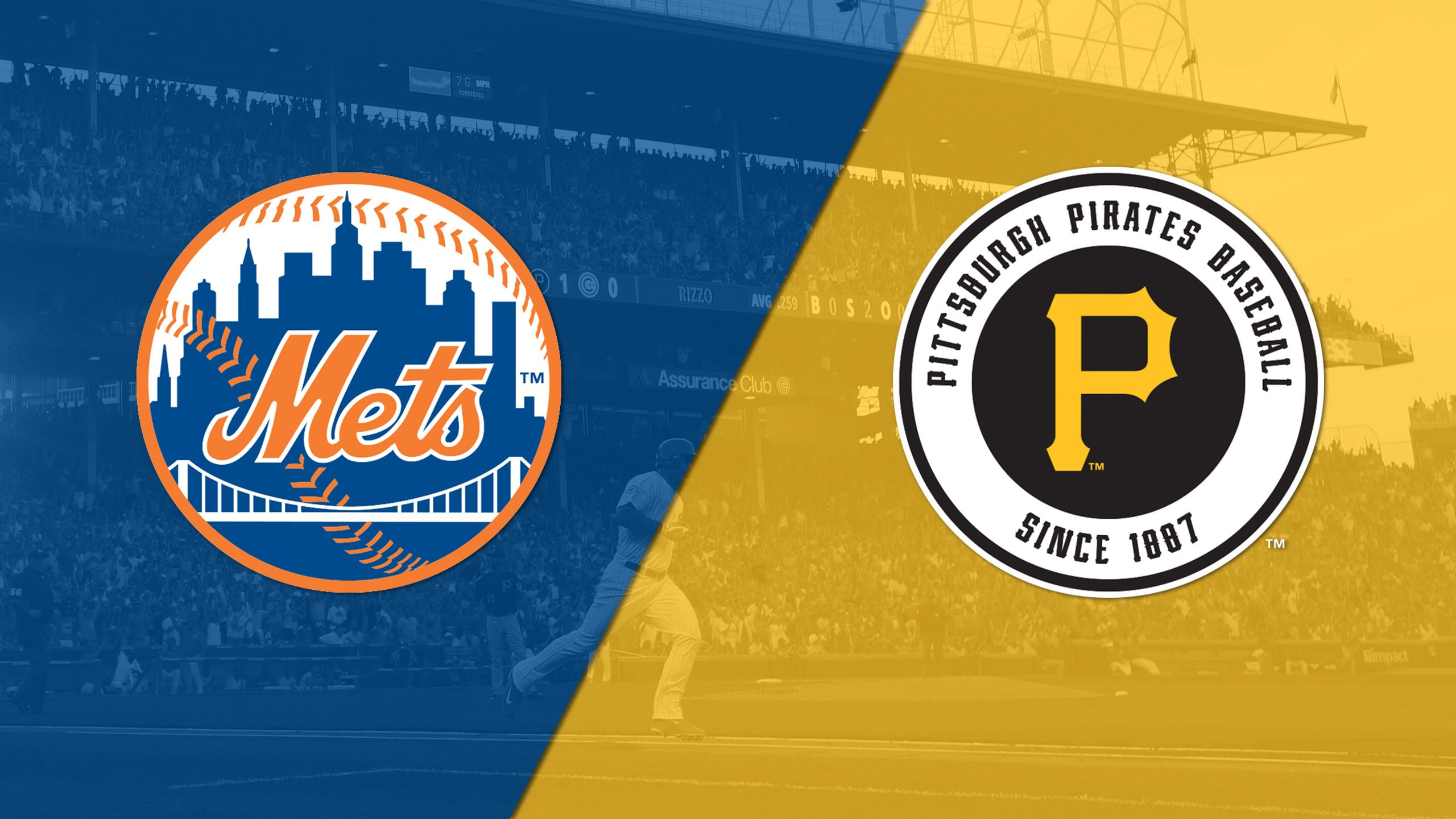New York Mets vs. Pittsburgh Pirates
