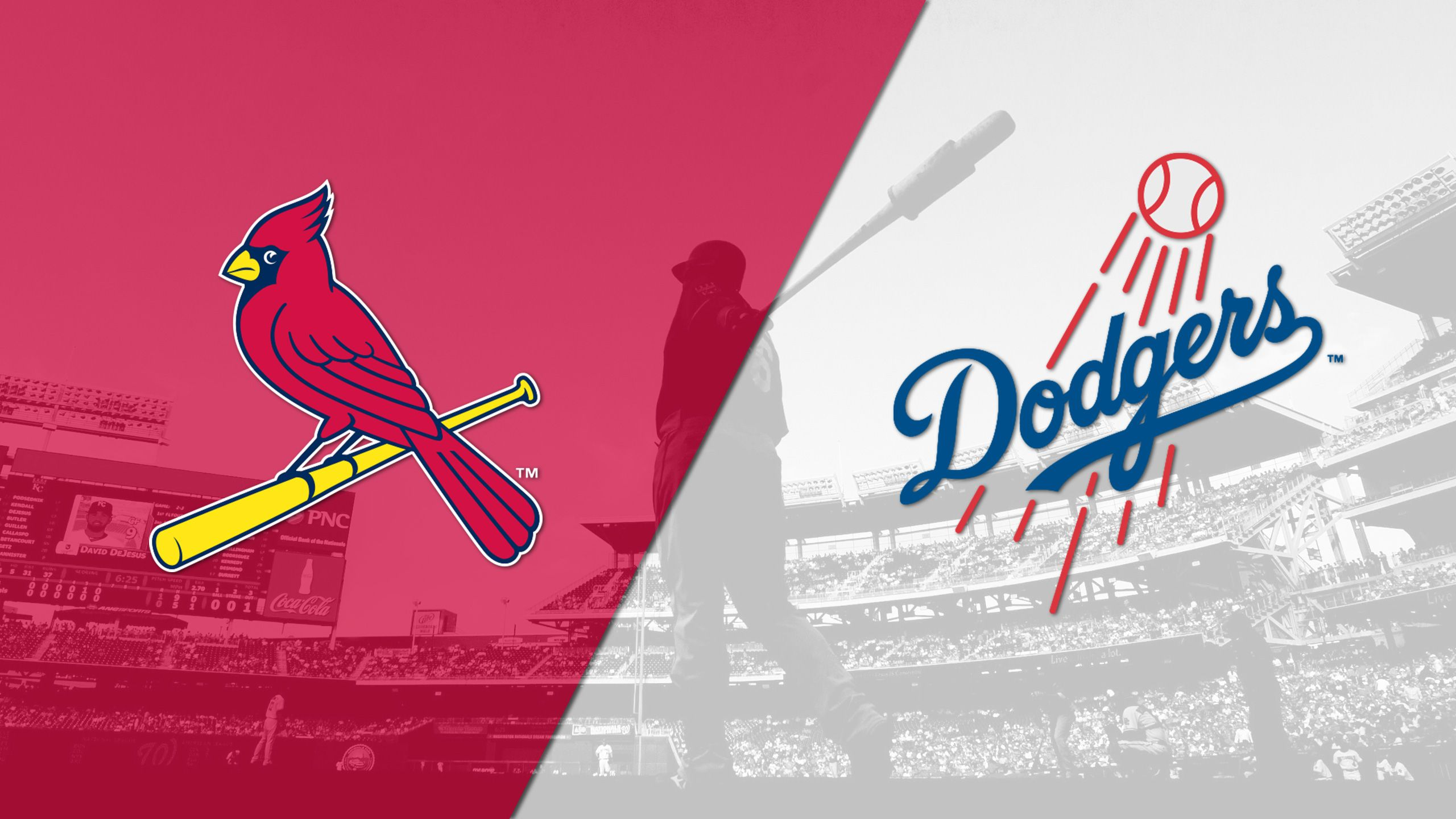 St. Louis Cardinals vs. Los Angeles Dodgers (re-air)