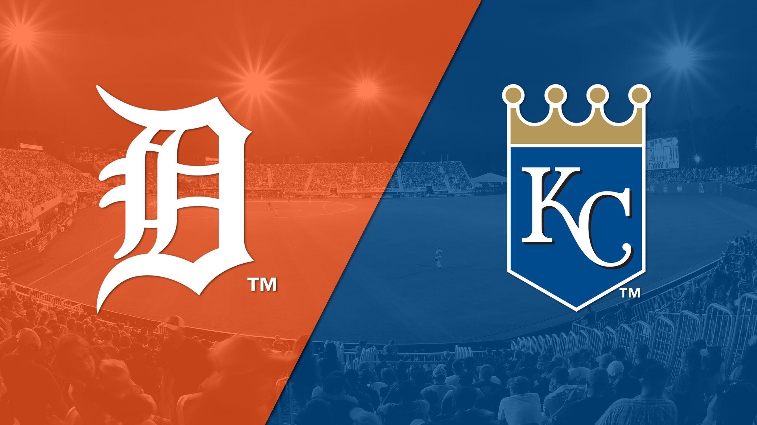 Detroit Tigers vs. Kansas City Royals