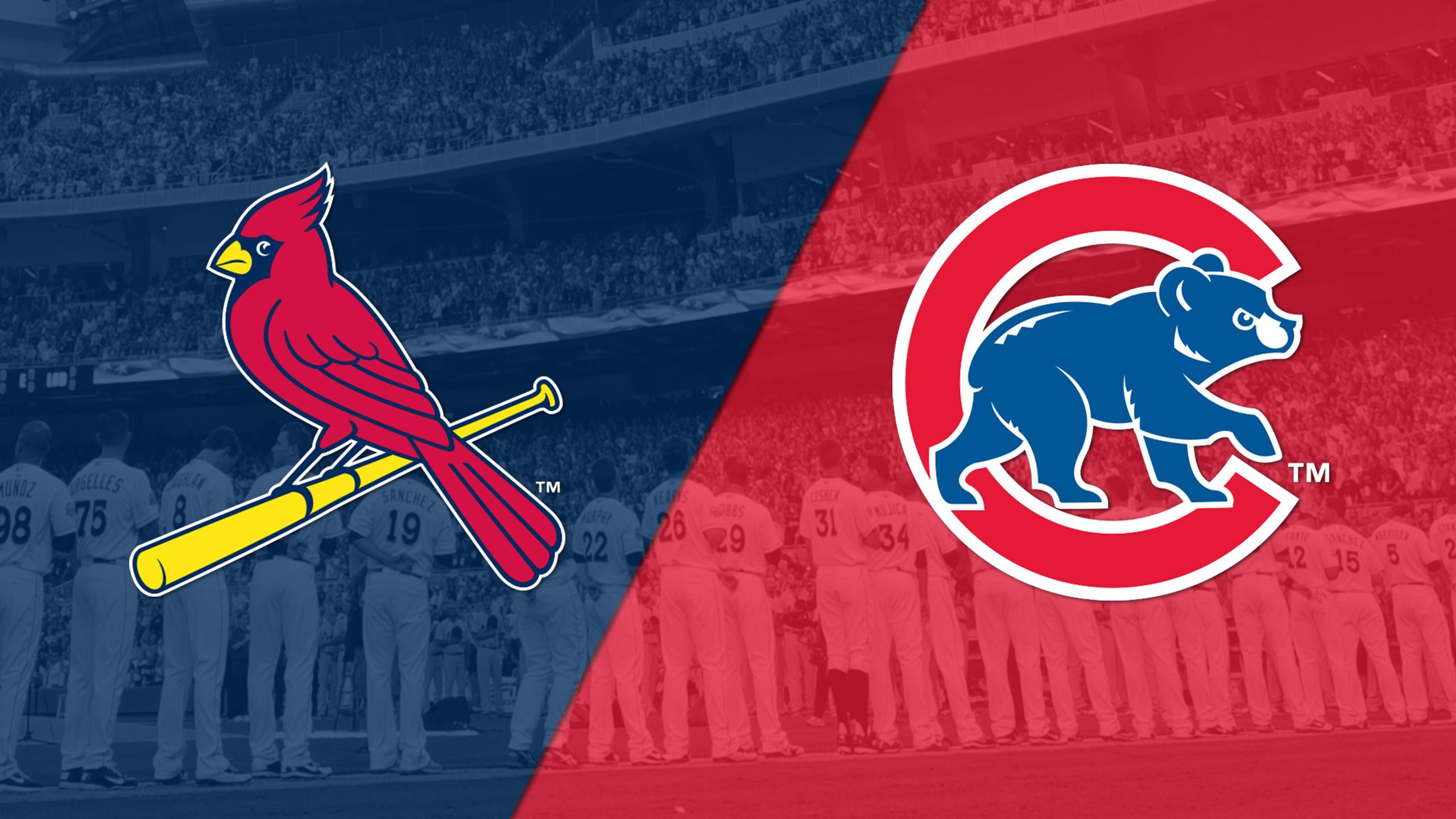 St. Louis Cardinals vs. Chicago Cubs (re-air)